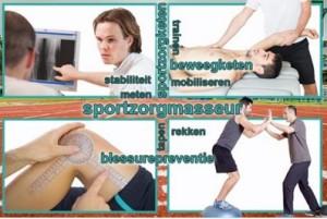 opleiding sportzorgmasseur